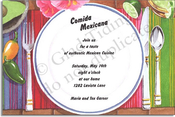 Product Image For Mexican Place Setting